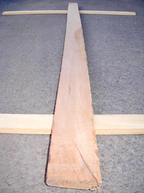 Bulletwood 1 x 3-3/4 x 86