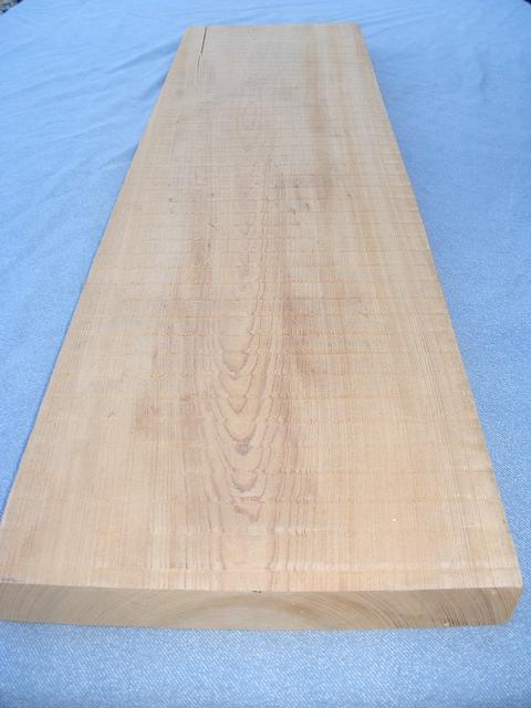 Cypress 1-1/4 x 9-3/4 x 36-3/4 - DomEx Hardwoods