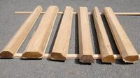 Black Locust 8/4 to 9/4 -- 6 pcs