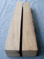 Catalpa Turning Squares, 2x2 - 2 pcs