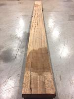 Walnut, New Guinea  2 x 8 x *119-3/8*