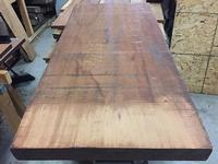 Mahogany  *3 x 26-1/2* x 57-3/8 - Luthiers!