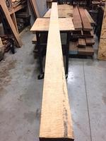 CURLY Hard Maple  2-1/2 x 4-3/4 x 126