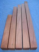 "Mesquite Turning Squares 1-1/2""  (5pcs)"