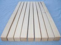 Persimmon Turning Squares, 1x1x20  (9 pcs)